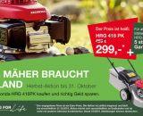Honda HRG 416 PK Angebot bi Rowak Gartentechnik